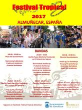 FESTIVAL TROPICAL DE BANDAS DE MUSICA ALMUÑECAR 2O17