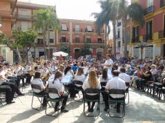 CONCIERTO BANDA MUNICIPAL DE MUSICA ALMUÑECAR PLAZA CONSTITUCION AYUNTAMIENTO 16 (9)