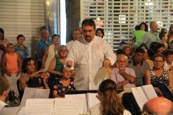 MANUEL VARGAS GARDON DIRIGE LA BANDA MUNICIPAL DE MUSICA ALMUÑECAR 17