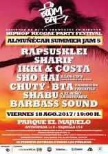 18 agosto FESTIVAL hip hop