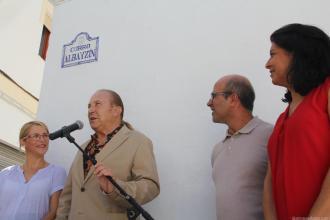 CURRO ALBAICIN AGRADECE EL HOMENAJE DE ALMUÑECAR 17