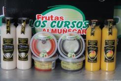 GUACAMOLE Y ZUMOS DE FRUTAS SUBTROPICALES ALMUÑECAR