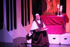 TERESA DE JESUS RELATA SU VIDA EN EL MUSICAL DE ARAL 17