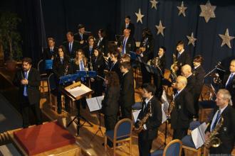 APLAUSOS PARA LA BANDA DE MUSICA ALMUÑECAR EN LA HERRADURA 18