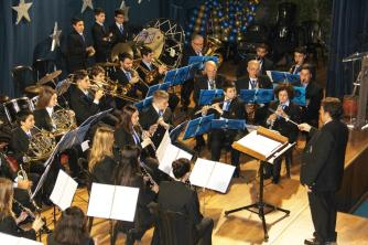 CONCIERTO AÑO NUEVO BANDA MUSICA ALMUÑECAR EN LA HERRADURA 17