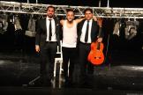 LIÑAN JUNTO AL CANTAOR DAVID CARPIO Y GUITARRA DE MANUEL VALENCIA 18