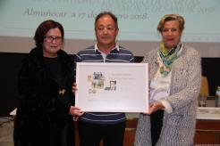 Miguel Ángel Gayo Sánchez, segundo premio Cartas Amor y Desamor Almuñécar 2018