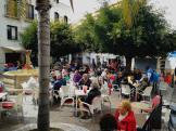 Ambiente plaza Higuitos 18