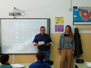 ACTO PRESENTACION CONCURSO PINTURA AMIGOS DEL MAR 18