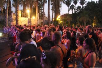 EL PARQUE EL MAJUELO SE LLENÓ DE JOVENES CON FESTIVAL DE RAP 18