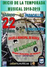 CELEBRACION INICIO TEMPORADA EMMDA Y BANDA MUNICIPAL DE MUSICA ALMUÑÉCAR 18