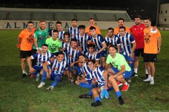 HUETOR TAJAR CAMPEON ALMUÑÉCAR CUP 2019