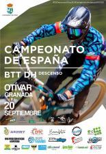 CARTEL CAMPEONATO ESPAÑA EN OTIVAR 20