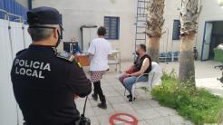VACUNACIÓN COVID-19 POLICIA LOCAL ALMUÑECAR 21
