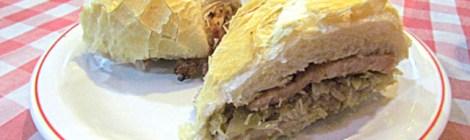 Amigo Leal e o imperdível sanduíche de Kassler com chucrute