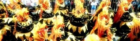 As comidas de rua de um carnaval na Zona Norte do Rio