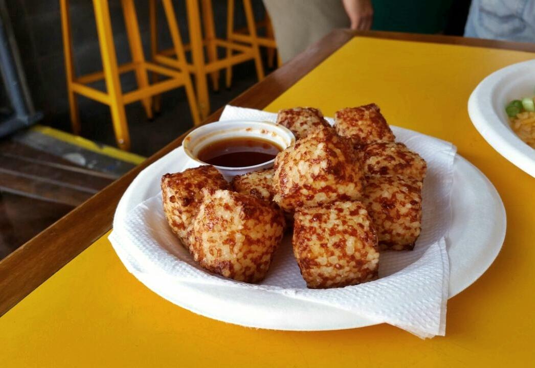 Mocoto Cafe, Dadinhos de Tapioca