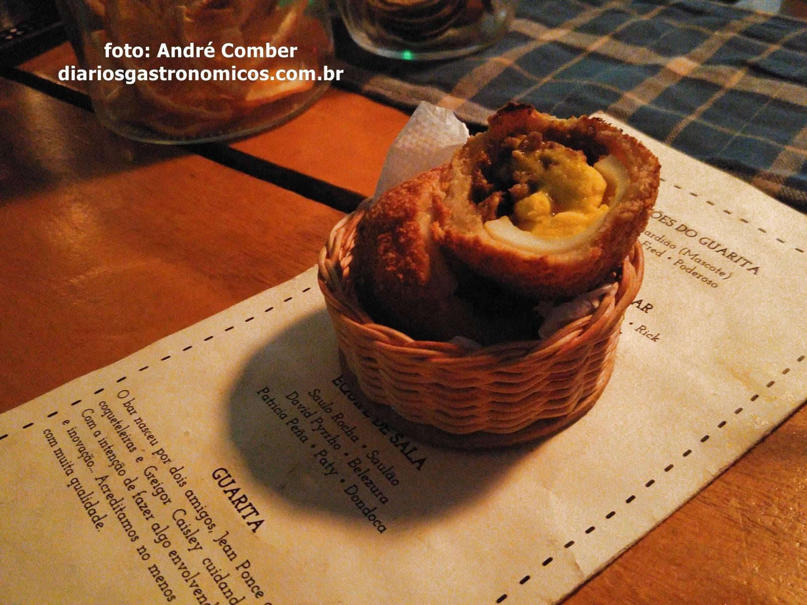 Guarita Bar, bolovo