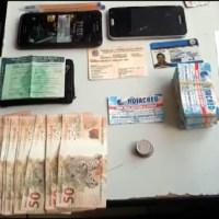 Colombianos são presos em Balsas suspeitos de agiotagem e tentar subornar PMs