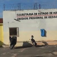 Mulher é presa ao tentar entrar no presídio de Balsas com droga escondida na vagina para namorado