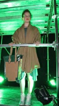 También figuraron las bolsas diseñadas por Trista y Banner Bag para Heineken / Foto: Michelle López