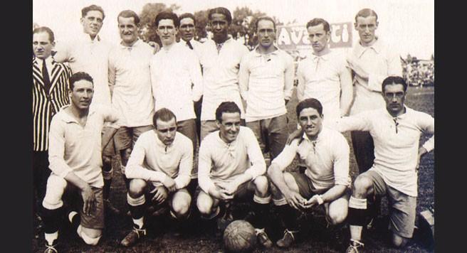 1923.uruguay copa america