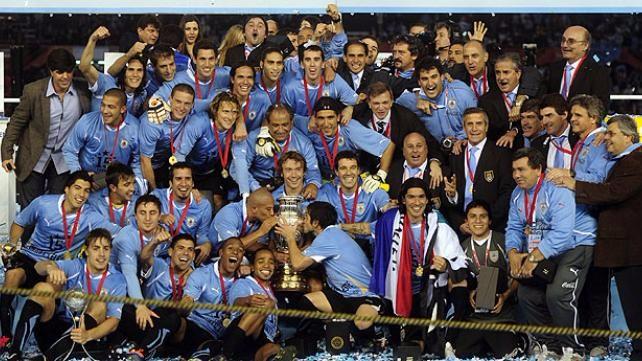 URUGUAY 2011 El último campeón de América en Buenos Aires