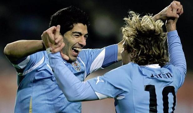 uruguay goleador en copa america