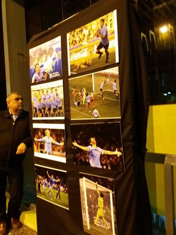 museo del futbol en rivera.2017f