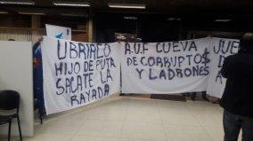 podrido futbol uruguayo.VIII