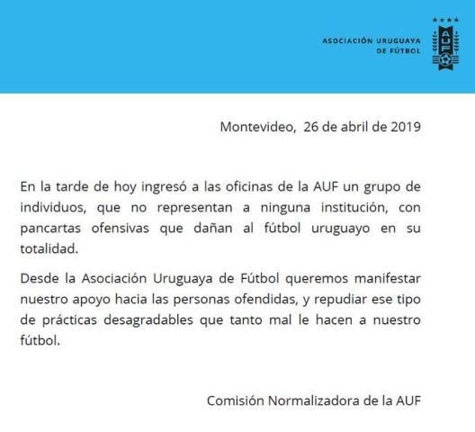 podrido futbol uruguayo