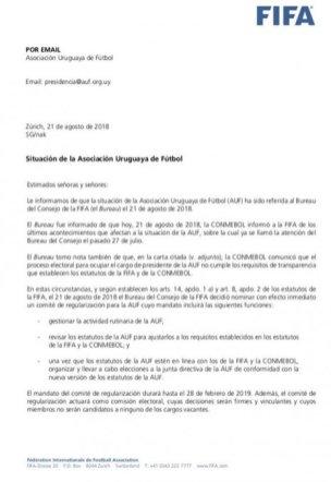 INTERVENCION AUF.de FIFA