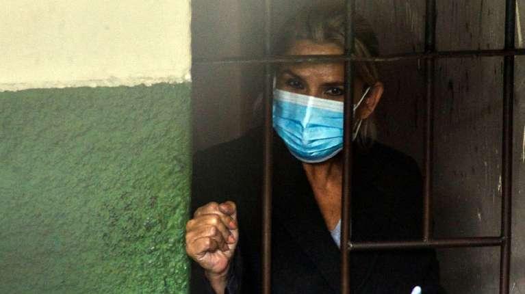 Bolivia: la Fiscalía pidió seis meses de cárcel preventiva para Jeanine Áñez