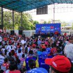 Así fue el mensaje de Diosdado a los revolucionarios en Miranda y La Guaira (+Elecciones)