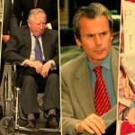 Ex-dictador Augusto Pinochet, bajo arresto en Londres