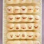 ひよこパンに見つめられて「かわい~♡」連呼のLesson