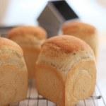 いちご酵母の食パン・埼玉県産小麦ハナマンテンで