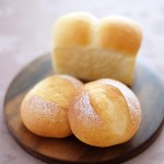 ホシノ酵母のプチパン・ミニ食パンと型のこと