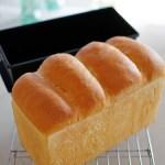 ある日のパン(山食)