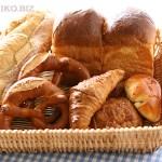 パンを習いに