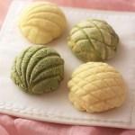 抹茶メロンパン(アレンジ編・その2)