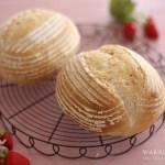 苺酵母のパン