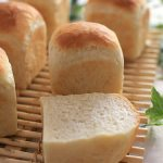 HB湯種食パンとハートクッキーパンとメロンクッキー