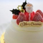 クリスマスケーキPhoto
