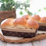 レーズンブレッドは、レーズンとパン生地の配合にこだわっています
