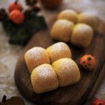 柿酵母で、野菜のパン3種