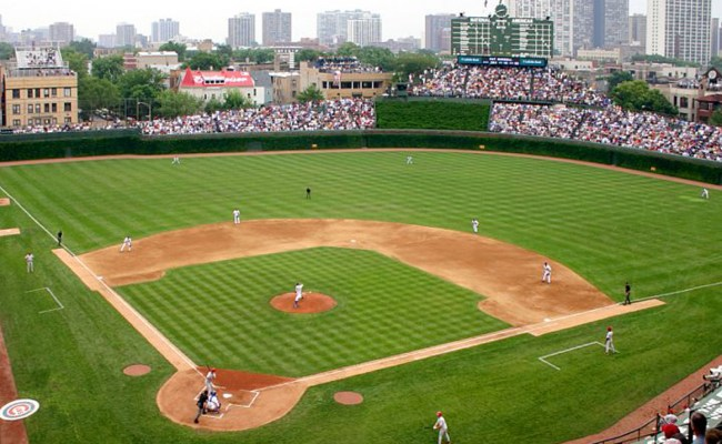 Oh To Be At Wrigley Bleacher Report Latest News Videos And Highlights