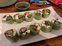 duck summer roll