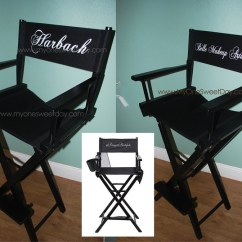 Personalized Makeup Chair Leanback Lounger Chairs Artist