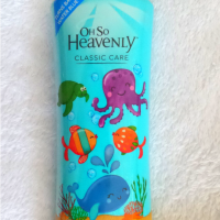 {REVIEW} Making bath time fun with Oh So Heavenly